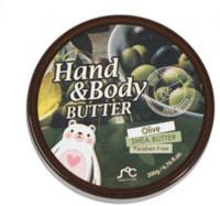 """Rainbow """"Sense of Care"""" Крем-масло для рук и тела, с маслом Ши и экстрактом оливы, 200 гр."""