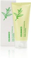 """Celranico """"Green Tea Seed Oil Balancing Foam Cleansing"""" Балансирующая пенка с семенами зеленого чая, 150 мл."""
