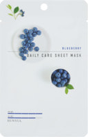 "Eunyul ""Blueberry Daily Care Sheet Mask"" Тканевая маска для лица с экстрактом черники, 22 гр."