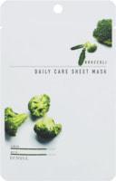 """EUNYUL """"Broccoli Daily Care Sheet Mask"""" Тканевая маска для лица с экстрактом брокколи, 22 гр."""