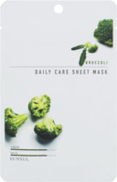 "Eunyul ""Broccoli Daily Care Sheet Mask"" Тканевая маска для лица с экстрактом брокколи, 22 гр."