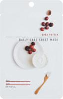 """Eunyul """"Shea Butter Daily Care Sheet Mask"""" Тканевая маска для лица с маслом ши, 22 гр."""