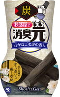"""KOBAYASHI """"Oheyano Shoshugen"""" Жидкий дезодорант для комнаты с древесным углем, 400 мл."""