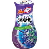 "KOBAYASHI ""Oheyano Shoshugen"" Жидкий дезодорант для туалета с ароматом лаванды, 400 мл."