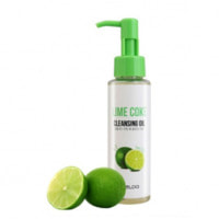 "Koelcia ""Lime Coke Cleansing Oil"" Гидрофильное масло с экстрактом лайма, 100 мл."