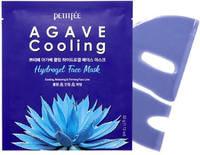 """Petitfee """"Agave Cooling Hydrogel Face Mask"""" Гидрогелевая маска для лица с охлаждающим эффектом, 32 гр."""