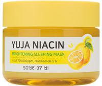 """SOME BY MI """"Yuja Niacin 30 Days Miracle Brightening Sleeping Mask"""" Ночная маска для сияния кожи, 60 гр."""