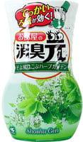"""KOBAYASHI """"Oheyano Shoshugen"""" Жидкий дезодорант для комнаты с ароматом трав, 400 мл."""