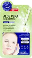 """MBeauty """"Aloe Vera Serum Mask"""" Успокаивающая тканевая маска для лица с алоэ вера, 25 мл."""
