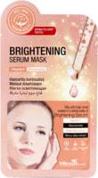"""MBeauty """"Brightening Serum Mask"""" Маска тканевая для лица выравнивающая с витамином С, 25 мл."""