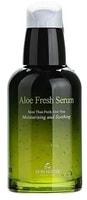 """The Skin House """"Aloe Fresh Serum"""" Увлажняющая и успокаивающая сыворотка с экстрактом алоэ, 50 мл."""