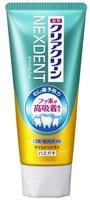 """KAO """"Clear Clean Nexdent Mild Citrus"""" Лечебно-профилактическая зубная паста с микрогранулами и фтором, комплесного действия, мягкий цитрусовый вкус, 120 гр."""