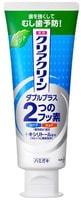 """KAO """"Clear Clean Double Plus Light Mint"""" Лечебно-профилактическая зубная паста с микрогранулами, комплексного действия, свежий мятный вкус, 130 гр."""