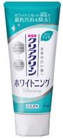 "KAO ""Clear Clean Whitening Clear M ST"" Лечебно-профилактическая зубная паста с микрогранулами, отбеливающая, свежий мятный вкус, 120 гр."