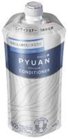 """KAO """"Merit Pyuan - Unique"""" Кондиционер для волос с ароматом лилии и мыла, сменная упаковка, 340 мл."""