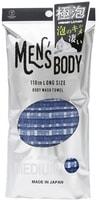 """Yokozuna """"Men's Body - Medium"""" Мочалка-полотенце для мужчин средней жёсткости. Размер 28 Х 110."""