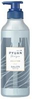 """KAO """"Merit Pyuan - Unique"""" Шампунь для волос с ароматом лилии и мыла, 425 мл."""