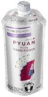 """KAO """"Merit Pyuan - Daring"""" Кондиционер для волос с ароматом розы и граната, сменная упаковка, 340 мл."""