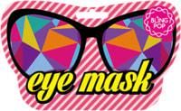 Blingpop Расслабляющая и увлажняющая маска-очки с коллагеном и натуральными растительными экстрактами, 1 шт.