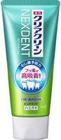 """KAO """"Clear Clean Nexdent"""" Лечебно-профилактическая зубная паста с микрогранулами и фтором, комплесного действия, мятный вкус, 120 гр."""