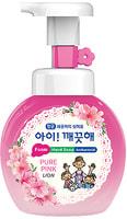 """CJ LION """"Ai - Kekute"""" Пенное мыло для рук """"Цветочный букет"""", с антибактериальным эффектом, флакон, 250 мл."""