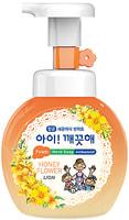 """CJ LION """"Ai - Kekute"""" Пенное мыло для рук """"Цветочный Мёд"""", с антибактериальным эффектом, флакон, 250 мл."""