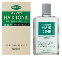"""Yanagiya """"Hair Tonic"""" Тоник против выпадения волос, с освежающим ароматом, 240 мл."""