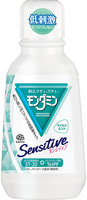 """Earth Biochemical """"Earth Mondahmin"""" Ополаскиватель для полости рта, для чувствительных зубов и десен, мятный вкус, 380 мл."""