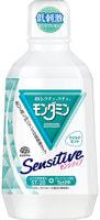 """Earth Biochemical """"Earth Mondahmin"""" Ополаскиватель для полости рта, для чувствительных зубов и десен, мятный вкус, 700 мл."""