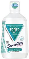 """Earth Biochemical """"Earth Mondahmin"""" Ополаскиватель для полости рта, для чувствительных зубов и десен, мятный вкус, 1080 мл."""
