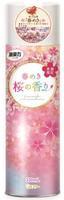 """ST """"Shoushuuriki"""" Спрей-освежитель воздуха для туалета, с антибактериальным эффектом, с ароматом цветущей сакуры, 330 мл. Лимитированная серия."""