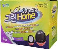 """Welgreen """"Green Home"""" Экологичный стиральный порошок, ферментный, с легким ароматом, 1 кг."""