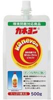 """Kaneyo """"Kaneyon"""" Крем чистящий для кухни, с микрогранулами, без аромата, мягкая упаковка, 500 гр."""