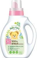 """Nissan """"Baby FaFa Series"""" Жидкое средство для стирки детского белья, натуральный аромат бергамота, 800 мл."""