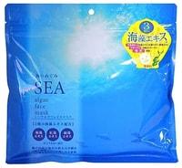 "SPC ""Sea Algae Face Mask"" Маски для лица с морскими водорослями, 30 шт,"