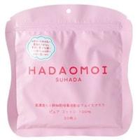 """Akari """"Hadaomoi Suhada"""" Увлажняющая и питающая маска для лица, со стволовыми клетками, 30 шт."""