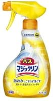 """KAO """"Magiclean Bath - Магия Чистоты"""" Спрей-пенка для ванны с антигрибковым, дезинфицирующим эффектом, с ароматом лимона, 380 мл."""