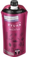 """KAO """"Merit Pyuan Daring"""" Шампунь для волос с ароматом розы и граната, мягкая упаковка, 340 мл."""