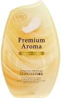 "ST ""Shoushuuriki"" Жидкий дезодорант – ароматизатор для комнат с ароматом бергамота и ванили, 400 мл."