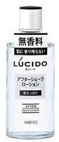 """Mandom """"Lucido After Shave"""" Мужской увлажняющий лосьон после бритья без запаха, красителей и консервантов, 125 мл."""