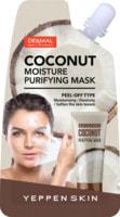 Yeppen Skin Маска-пленка увлажняющая, улучшающая текстуру и повышающая эластичность кожи с экстрактом и маслом кокоса, 20 гр.