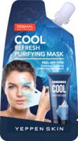 Yeppen Skin Маска-пленка охлаждающая, очищающая и улучшающая текстуру кожи с экстрактом каштана и ментолом, 20 гр.