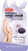 Yeppen Skin Парфюмированный глубокоувлажняющий крем для рук с экстрактом календулы, аромат белого мускуса, 20 гр.