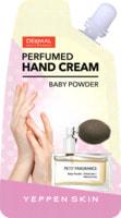Yeppen Skin Парфюмированный защищающий и увлажняющий крем для рук с экстрактом хлопка, аромат детской присыпки, 20 гр.