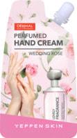 Yeppen Skin Парфюмированный увлажняющий крем для рук с экстрактом Каму-каму и гиалуроновой кислотой, аромат свадебной розы, 20 гр.