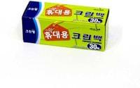 Clean Wrap Пакеты фасовочные в компактном рулоне, размер M, 25 см * 35 см, 30 шт.