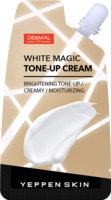 Yeppen Skin Увлажняющая крем-основа для выравнивания тона и сияния кожи лица, прозрачный белый тон, 15 гр.