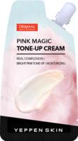 Yeppen Skin Увлажняющая крем-основа для выравнивания тона и сияния кожи лица, прозрачный розовый тон, 15 гр.