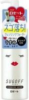 "Rosette ""Sugoff"" Очищающая вода для снятия макияжа с АНА кислотами, 200 мл."