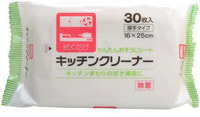 Life-do Влажные салфетки для уборки на кухне, 30 шт.